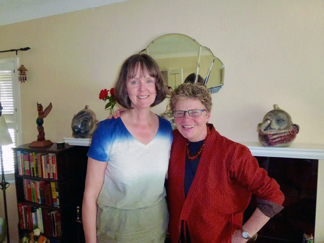 Copy of Arleen Paré and Rhona McAdam