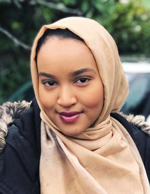 Victoria's Youth Poet Laureate Agartu Ali