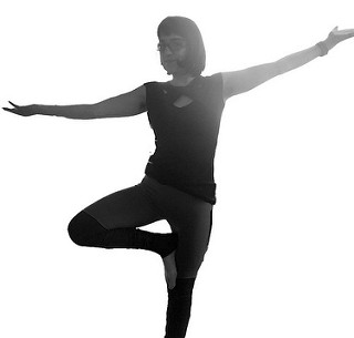standing balance training