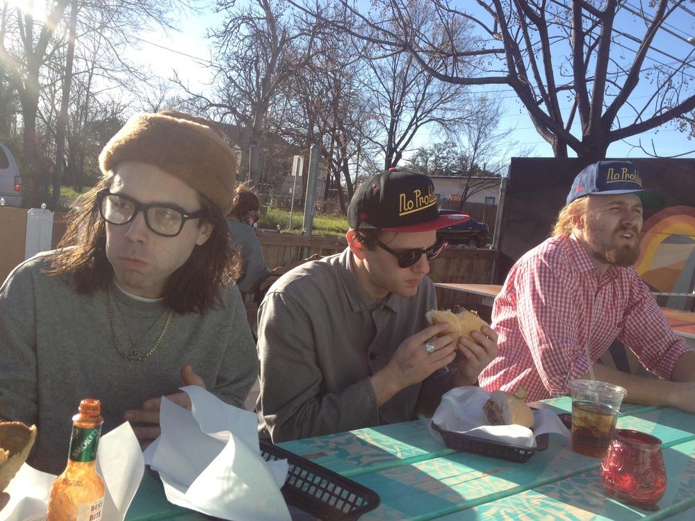 """Sandwiches, Austin, TX."""