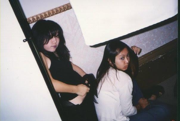 Lies & friends skipping school in 2001