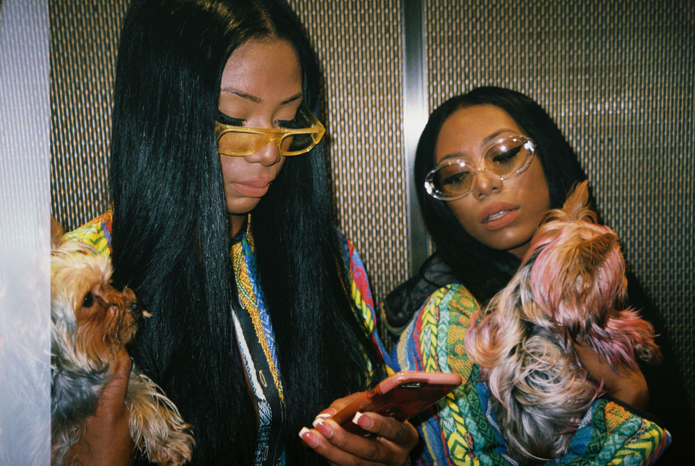 THE CLERMONT TWINS