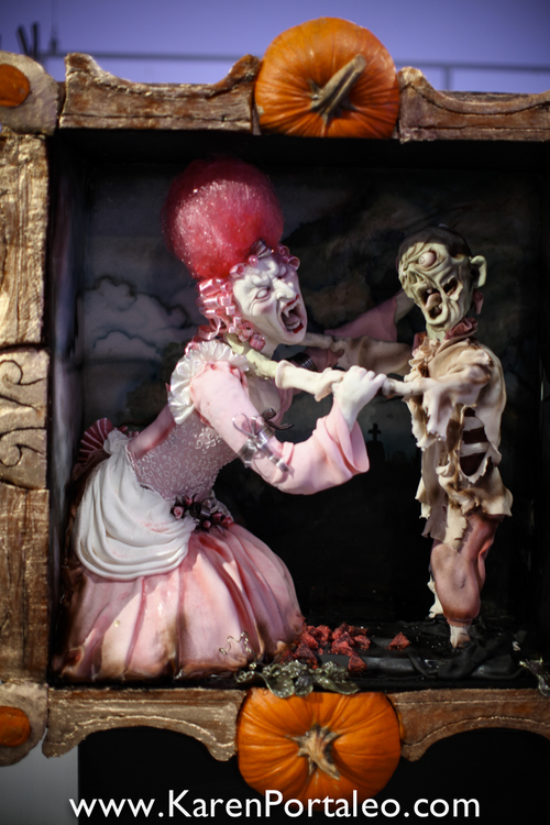 Halloween Wars: Zombies vs. Vampires — Karen Portaleo