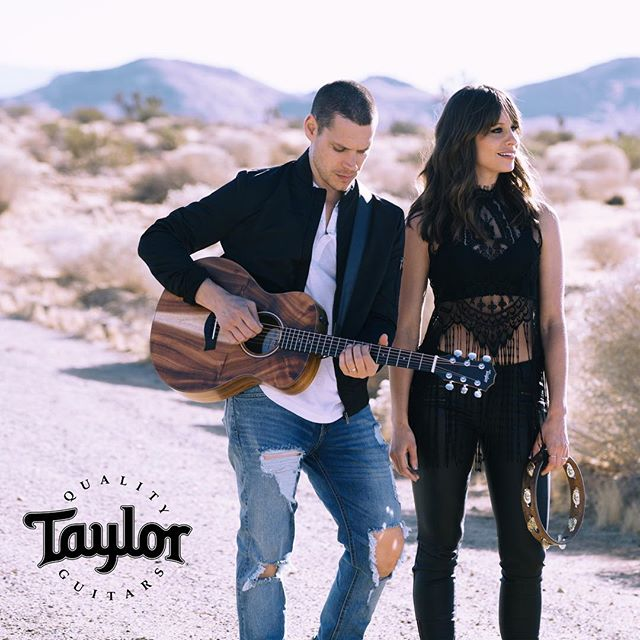 Excited to head down to Anaheim Friday to play the @taylorguitars stage at @thenammshow. If you're gonna be there come see us Fri at 530pm. #taylorguitarsfam