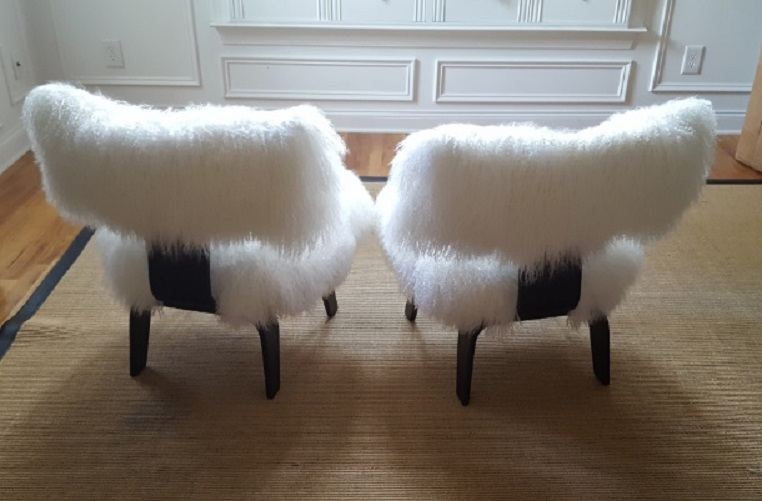 Ava Home U0026 Design Provides Exceptional Quality On Custom Or Previously  Designed Fur Items!! We Provide A Unique Collection Of Mongolian Fur  Benches, Chairs, ...
