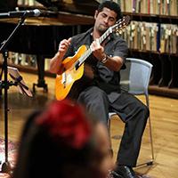 ISRAEL MALDONADO Classical | Brazilian | Reggae