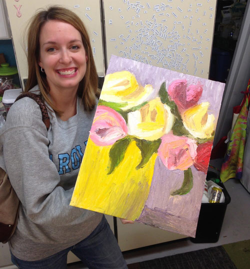 IMG_7039-showing-off-floral-painting-in-tracey-marshall-art-studio.jpg