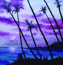 choose-artwork-for-ladies-night-out-private-canvas-painting-parties-with-greensboro-nc-artist-tracey-j-marshallBlue Island.jpg