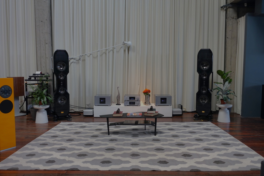CURRENTLY ON DISPLAY:  MAGICO M3 W/ CH PRECISION  KHARMA CLASSIQUE W/ VIOLA LABS  MAGICO S5 MK2   View Featured Products