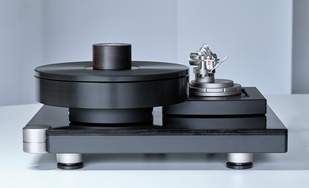 DeBaer Saphir Turntable - Switzerland