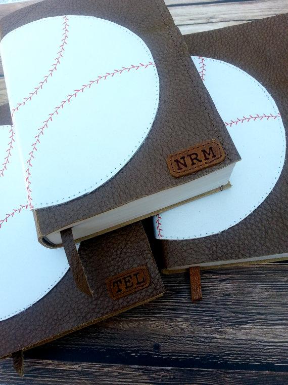 Baseball Bibles available on Etsy.com