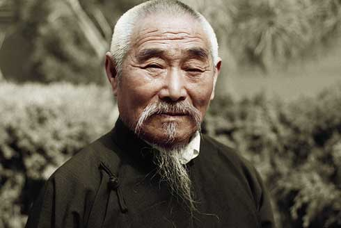 (however, it is not wise to perpetuate stereotypes, like a wise older Chinese man...)