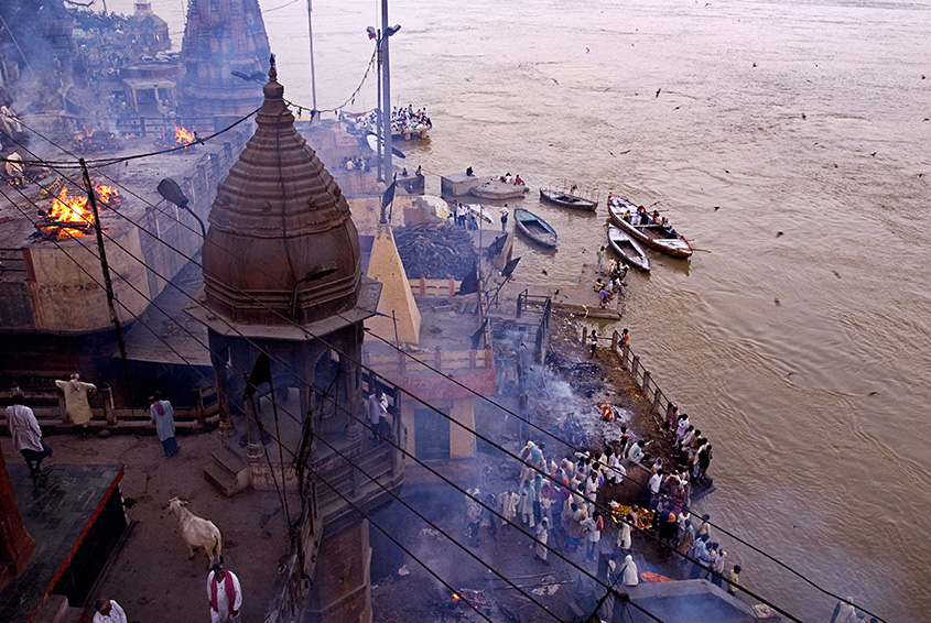 Banares & The Ganges, India