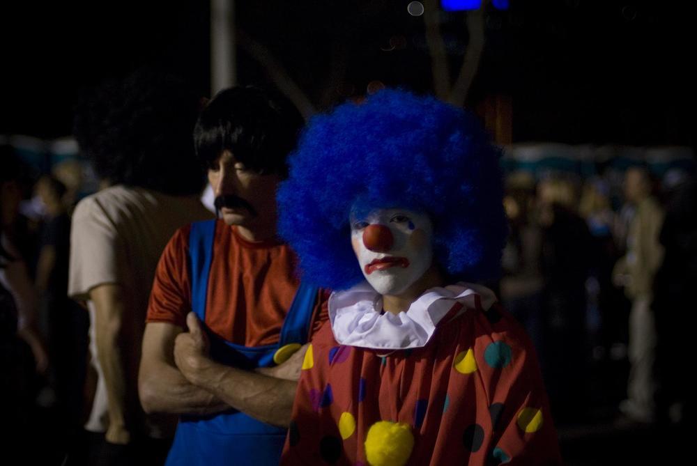 WEHO Halloween Parade, CA