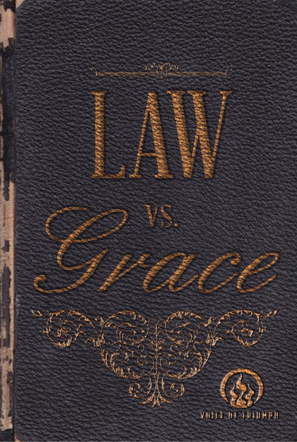 The Law vs Grace