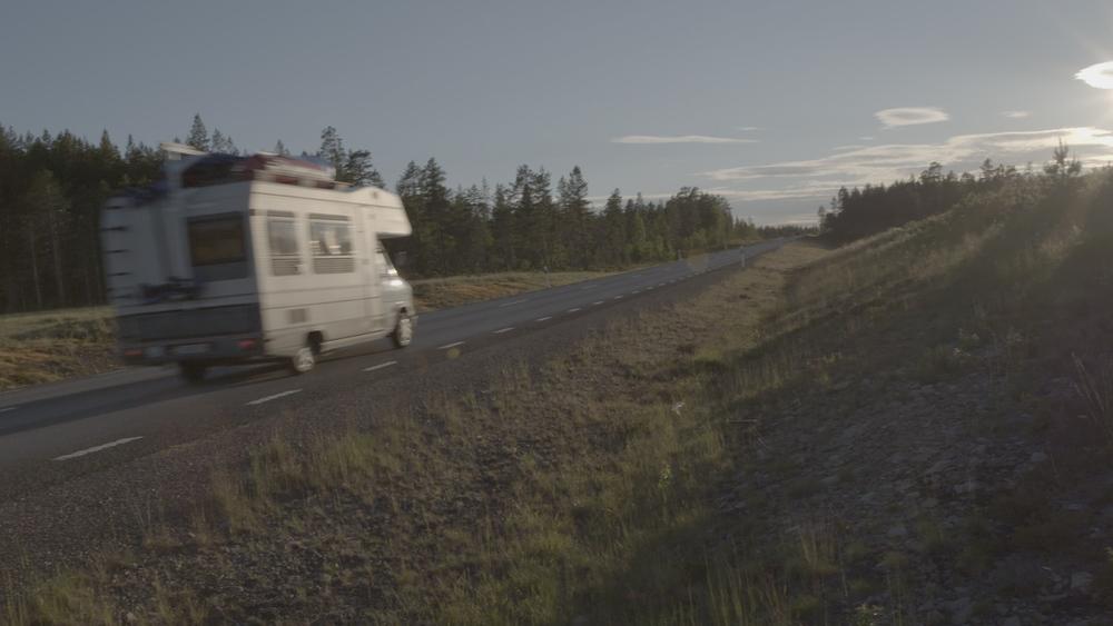 Urklipp från filmen (ej gradeat)