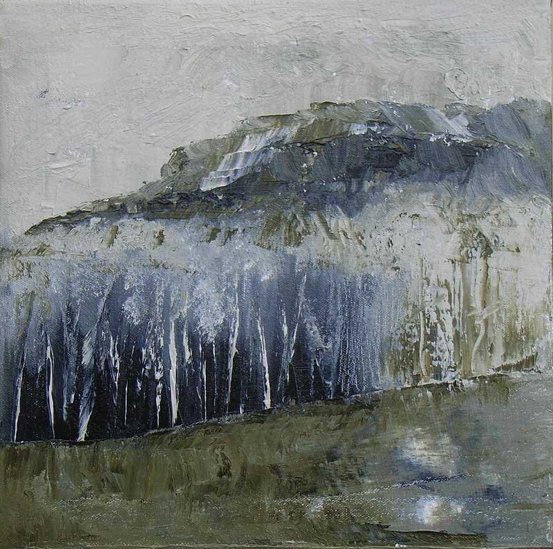 Winter In The Valley (ii)