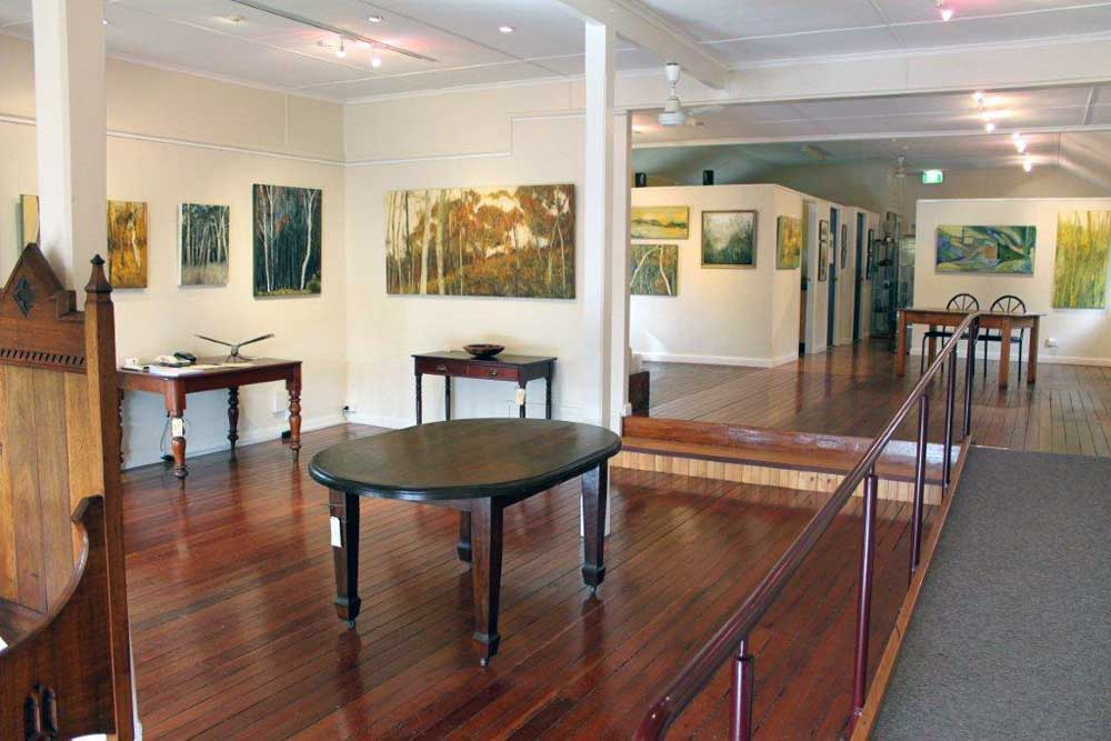 Viewpoint Exhibition at the Light Horse Gallery
