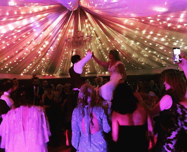 Congratulations Cliona & Marko! #TheMixtapeBand #Weddings #WeddingBand #weddingentertainment