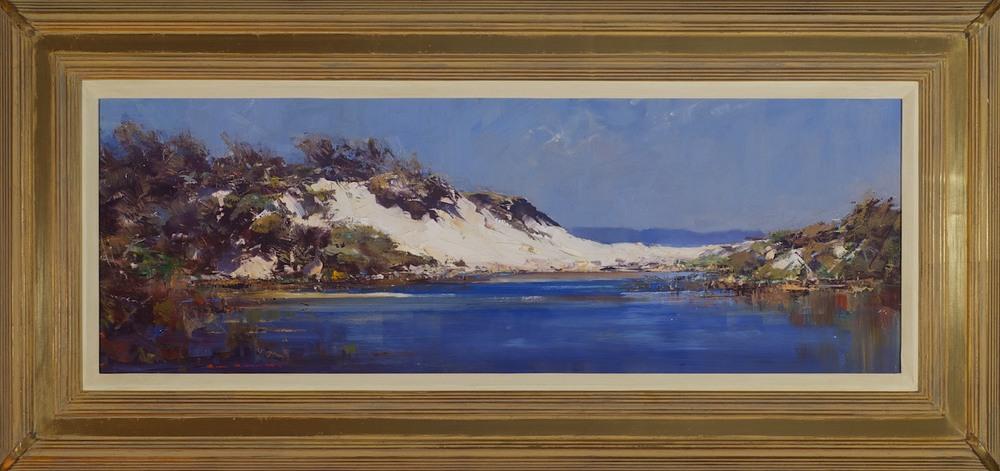 #14179 Ken Knight 'South Coast Dunes' 55cm x 115cm $6800.jpg