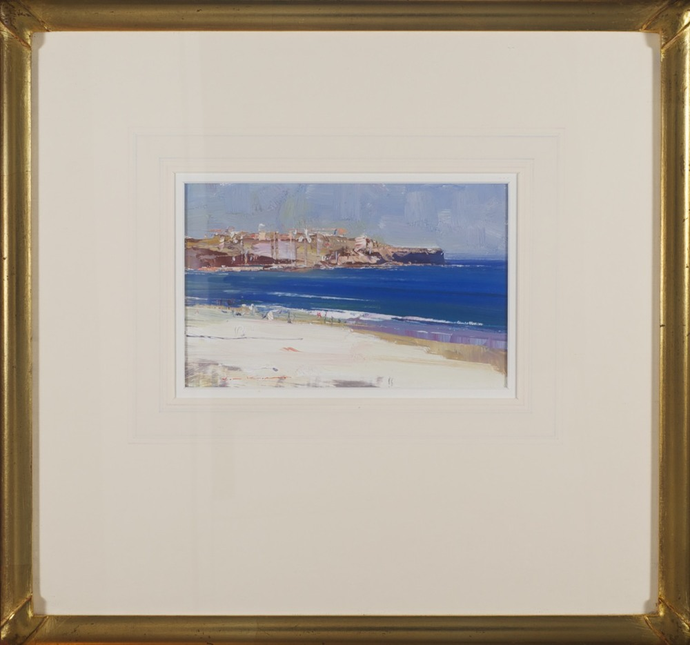 #14177 Ken Knight 'Summer Bondi Beach' 43cm x 46cm $1800.jpg