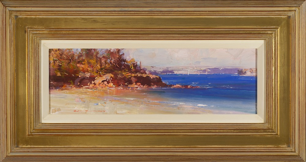 #14180 Ken Knight 'The Islnd of Balmoral' 38cm x 72cm $3800.jpg