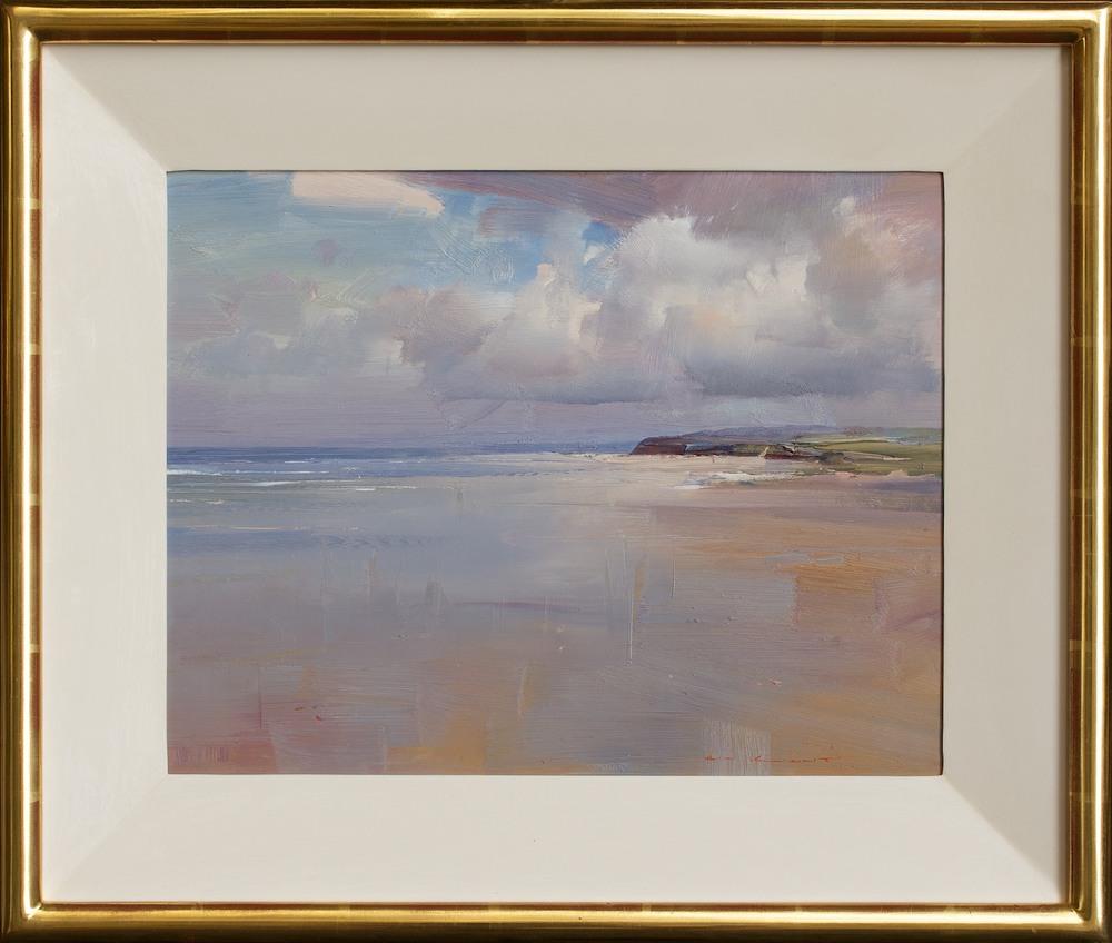 'Low Tide' 50cm x 58cm