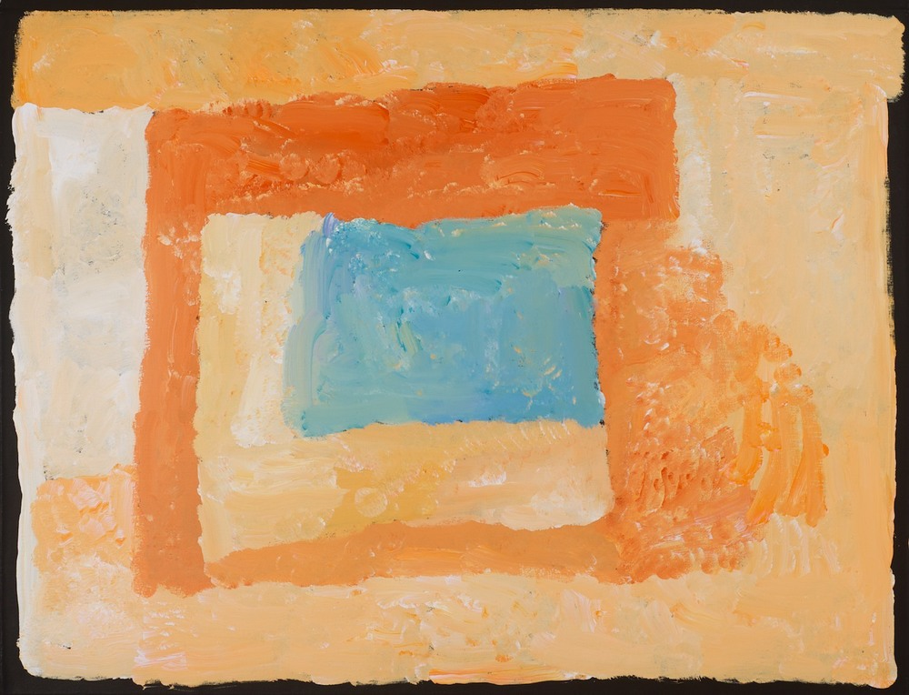 #13261 Kudditji Kngwarreye 'My Country' 90cm x 120cm Was $5100 Now $4080