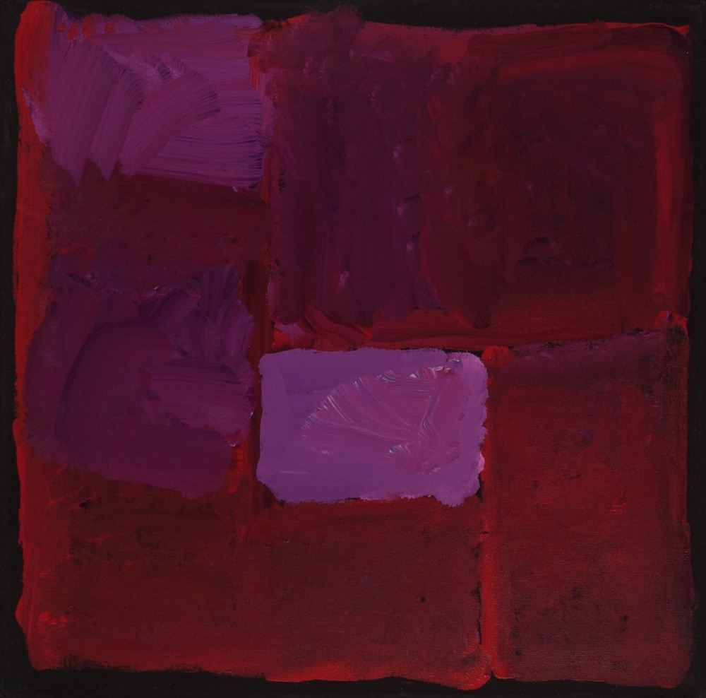 #13594 Kudditji Kngwarreye 'My Country' 60cm x 60cm $1495 Now $999