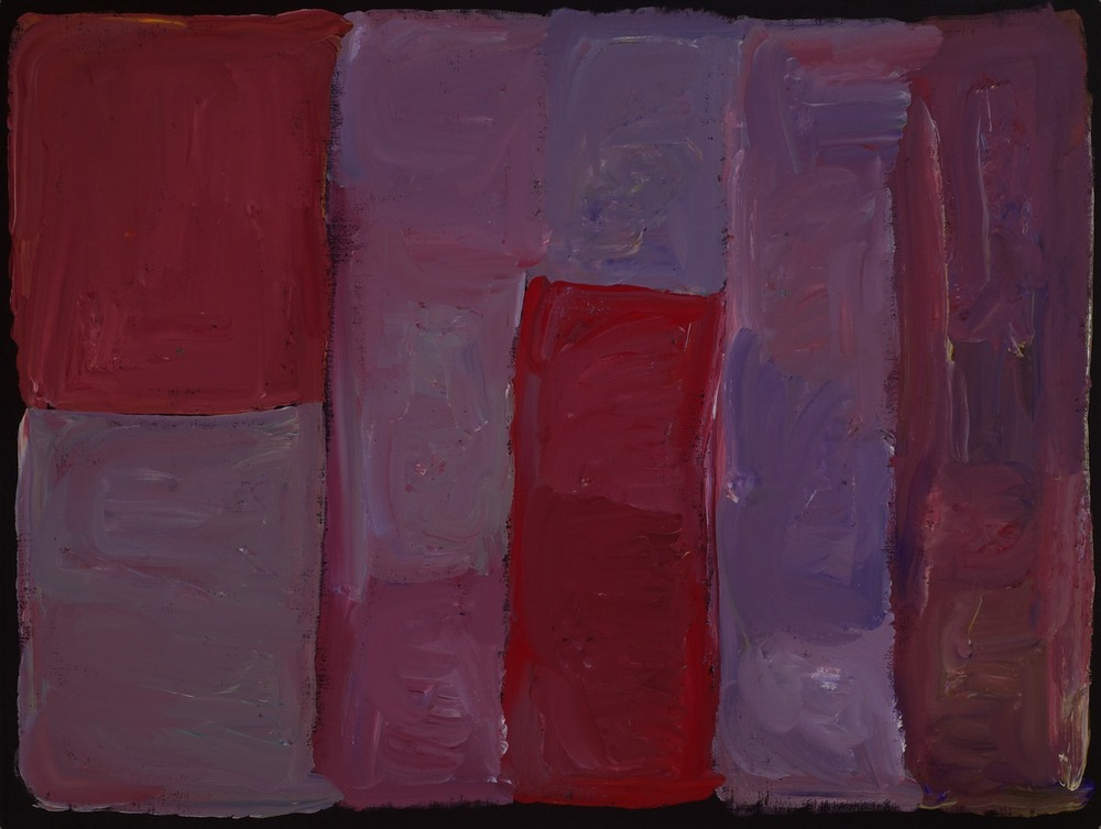 Kudditji Kngwarreye 'My Country' 120cm x 90cm Was $3850 Now $2950 (Box Framed)