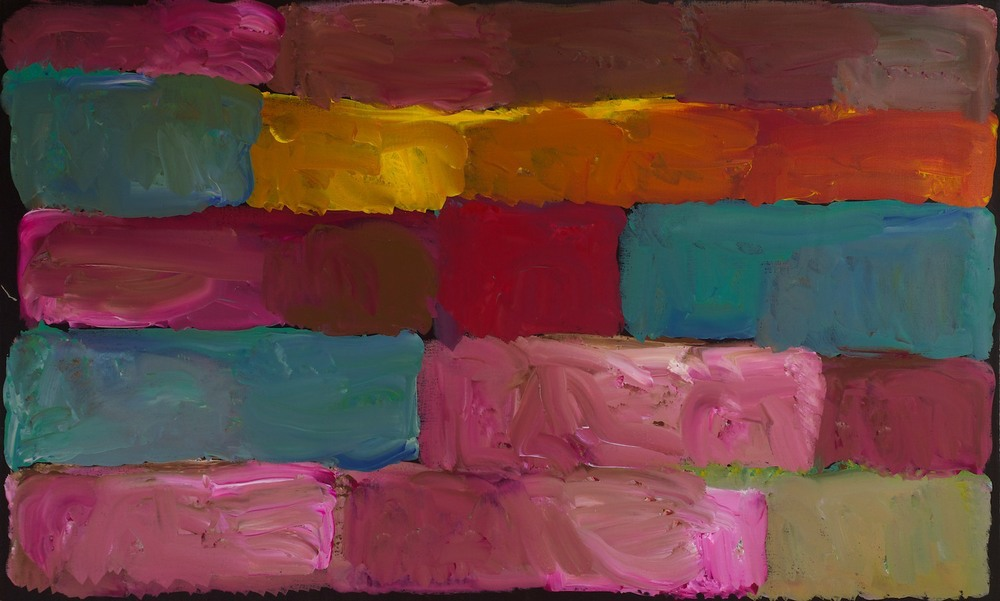 Kudditji Kngwarreye 'My Country' 150cm x 90cm Was $4800 Now $3360