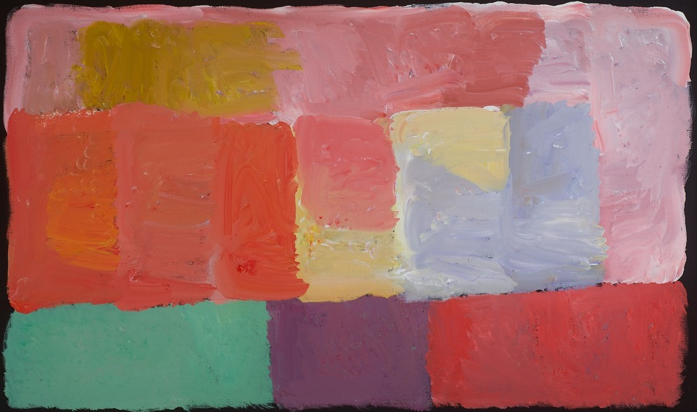 Kudditji Kngwarreye 'My Country' 150cm x 90cm Was $5800 Now $3360