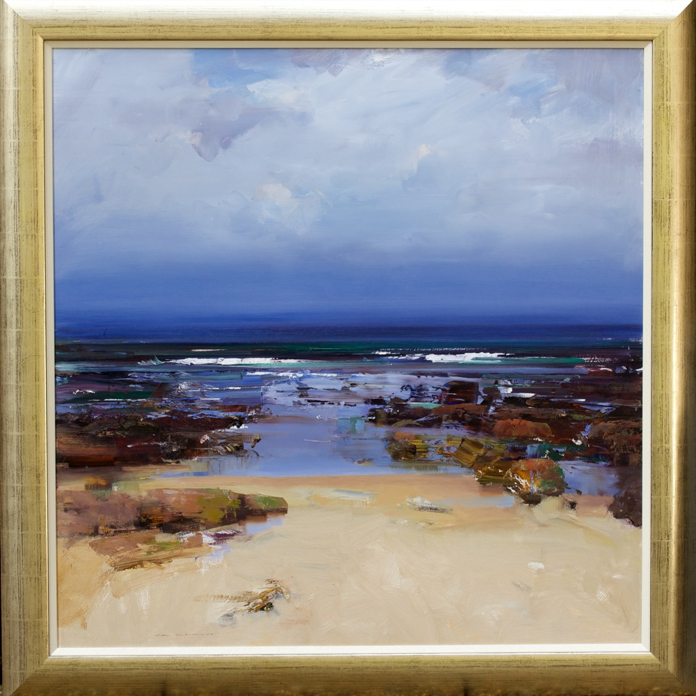 'No line on the Horizon' Ken Knight 169 x 105