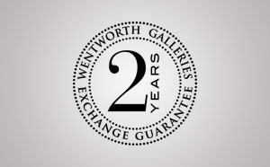 2 year exchange guarantee on any purchase
