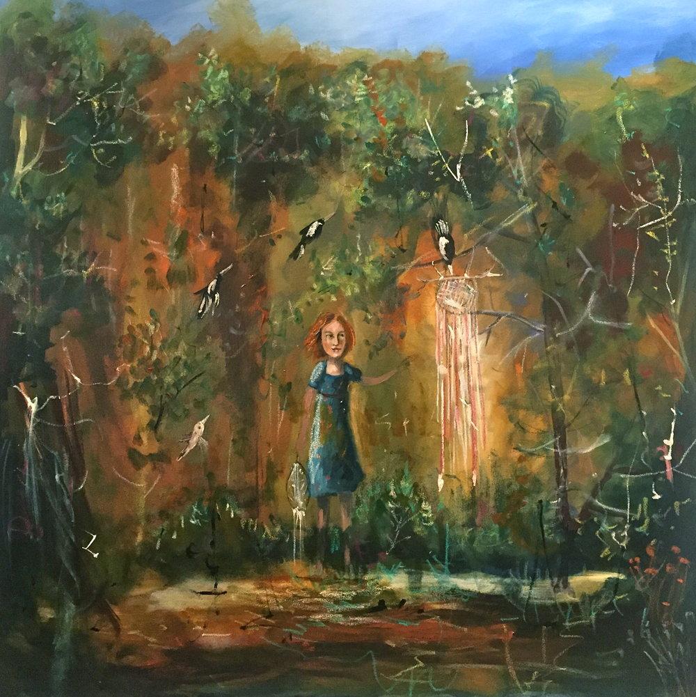 Terry Pauline Price ' Catch my Dream' #16312