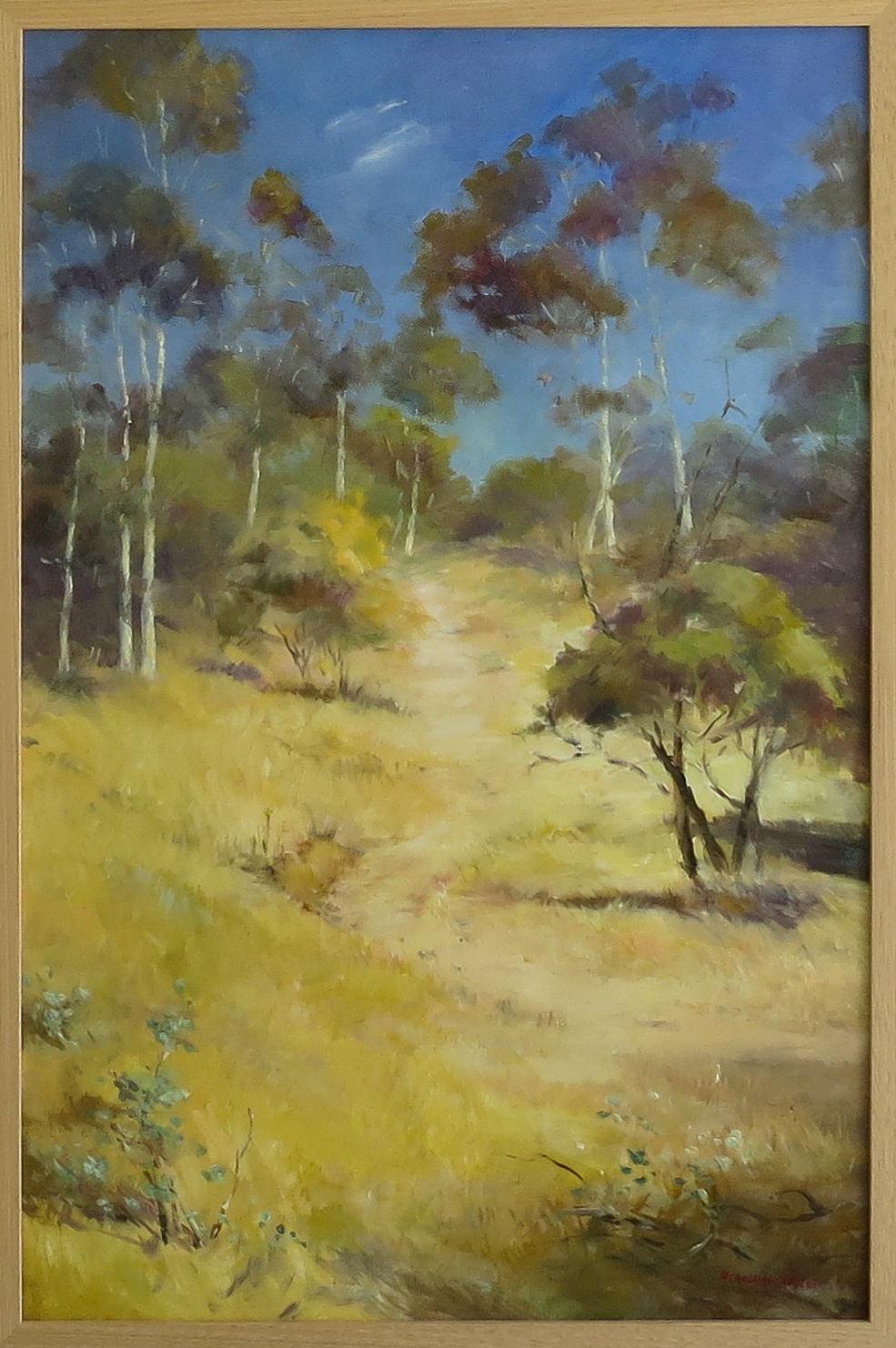 Jacqueline FowlerBrilliant Day, 2018 Oil on Canvas87 x 58 cm.jpg