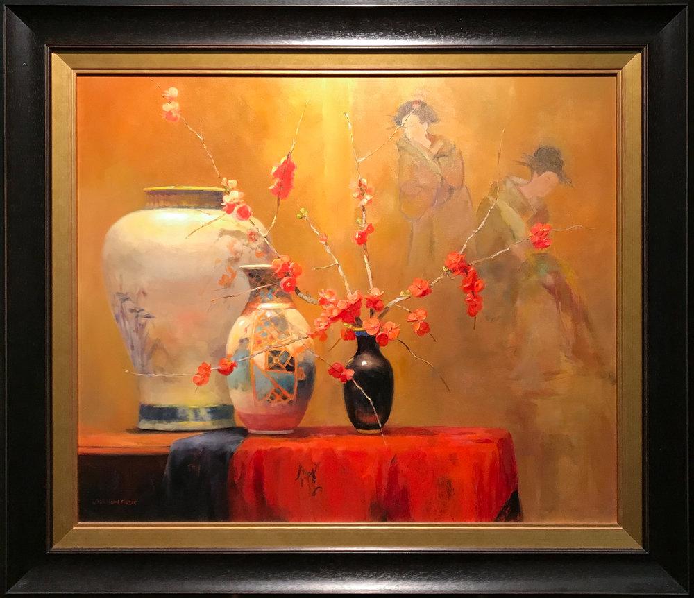 Jacqueline FowlerTwo Courtesans, 2018 Oil on Canvas75 x 90 cm.jpg