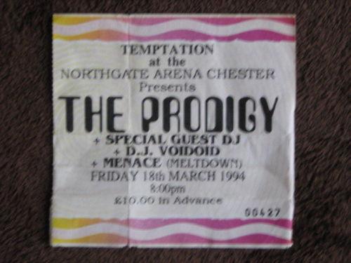 Image: The Prodigy On Tour