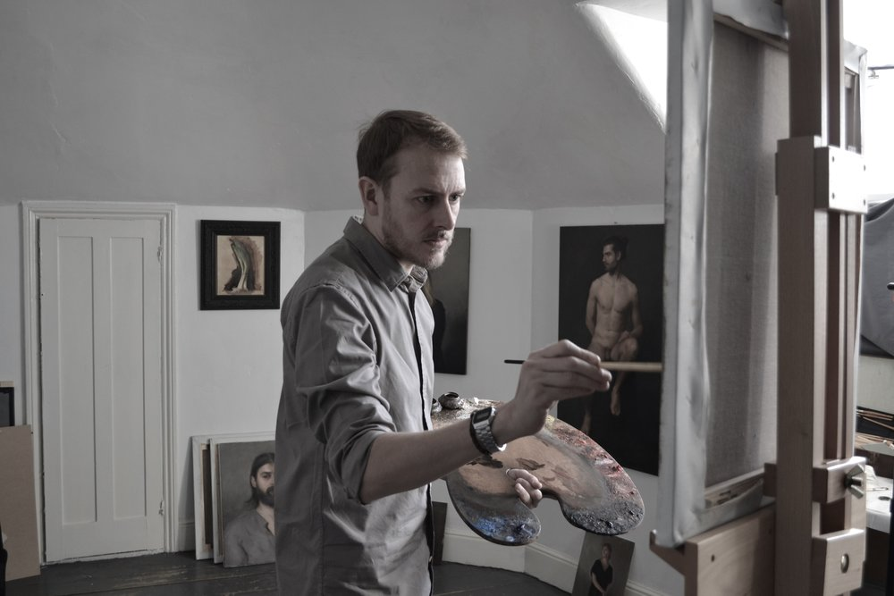 CLASSICAL ATELIER     JASON TREMLETT STUDIO   Teaching Traditional Methods of Drawing and Painting from Life in Sussex   Request Information  Join Mailing List