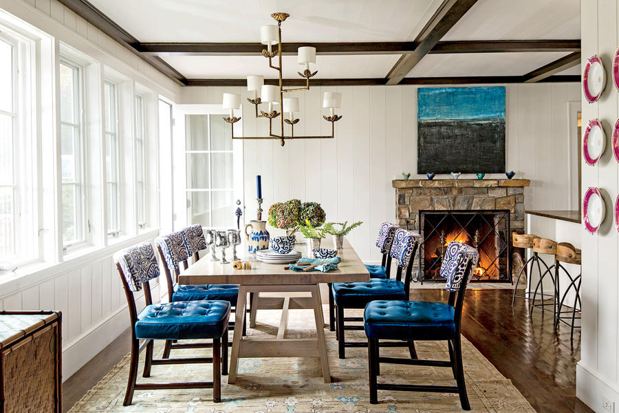 Southern Living Magazine  |  Barrie Benson Interiors