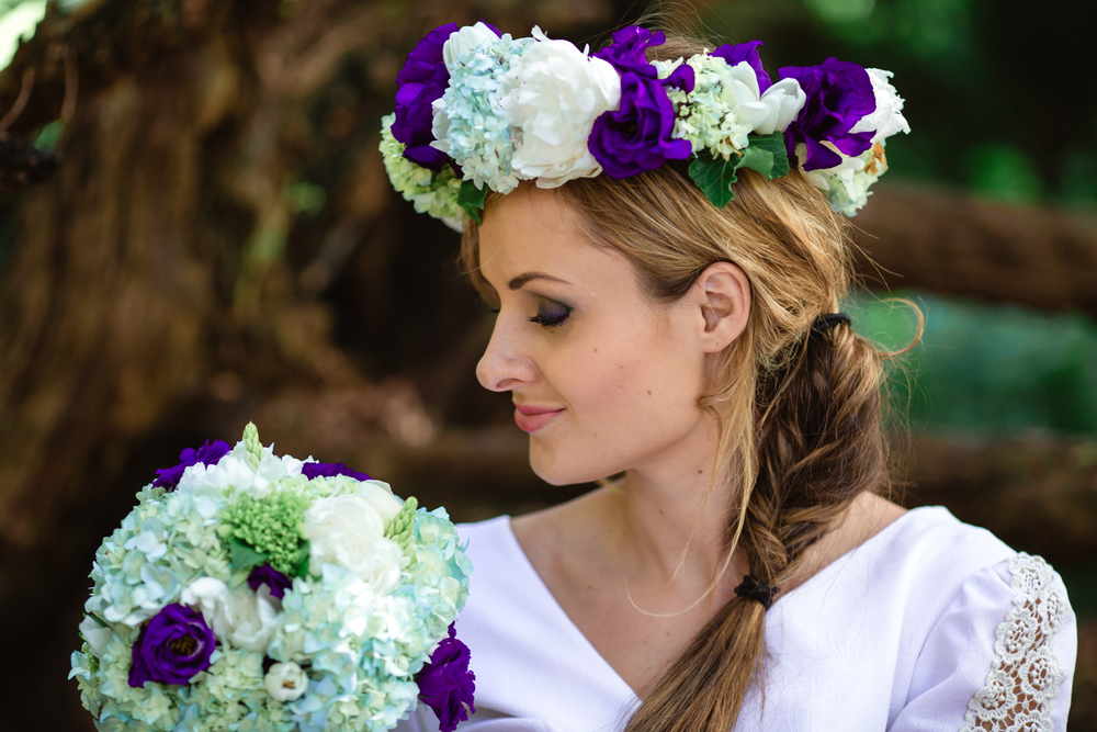 Garden Wedding - Floral Crown and bridal bouquet 14.jpg