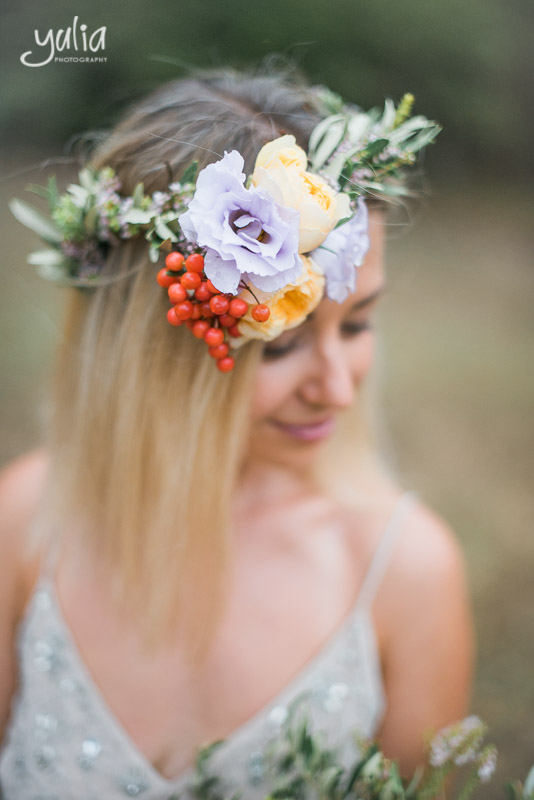 Bridal flower crown yellow, red, lilac, green.jpg