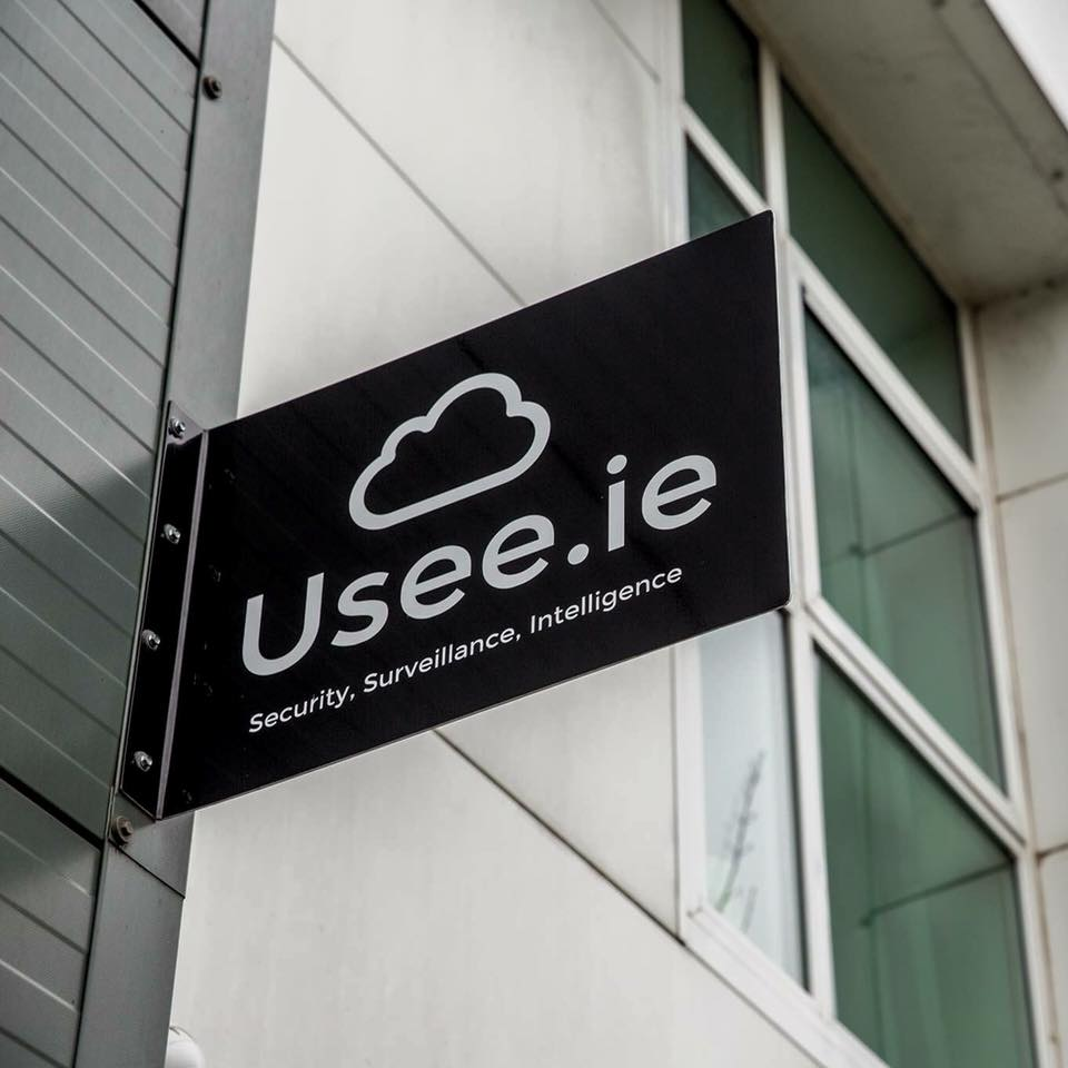 Usee head office in Redleaf Business Park, Donabate