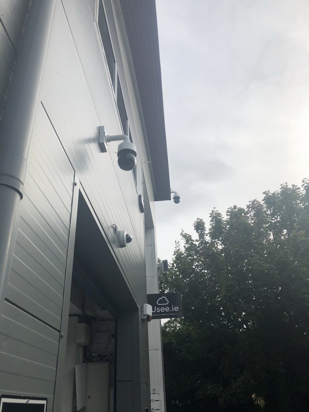 high definition surveillance and cctv centre at UseeHQ