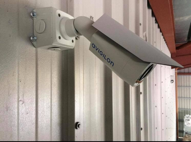 Avigilon analytics by Usee - CCTV for business