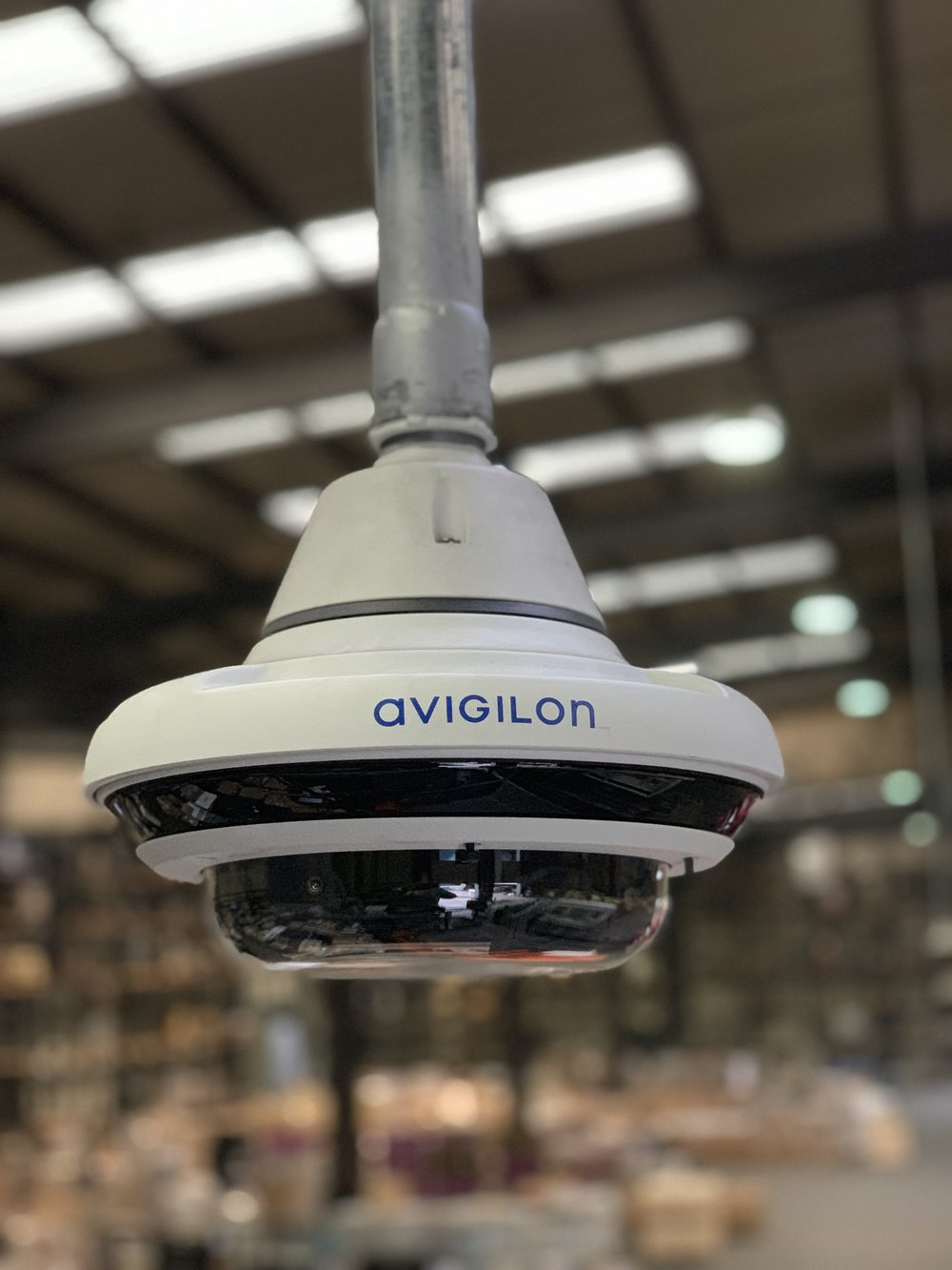 Multisensor HD camera installed by usee.ie