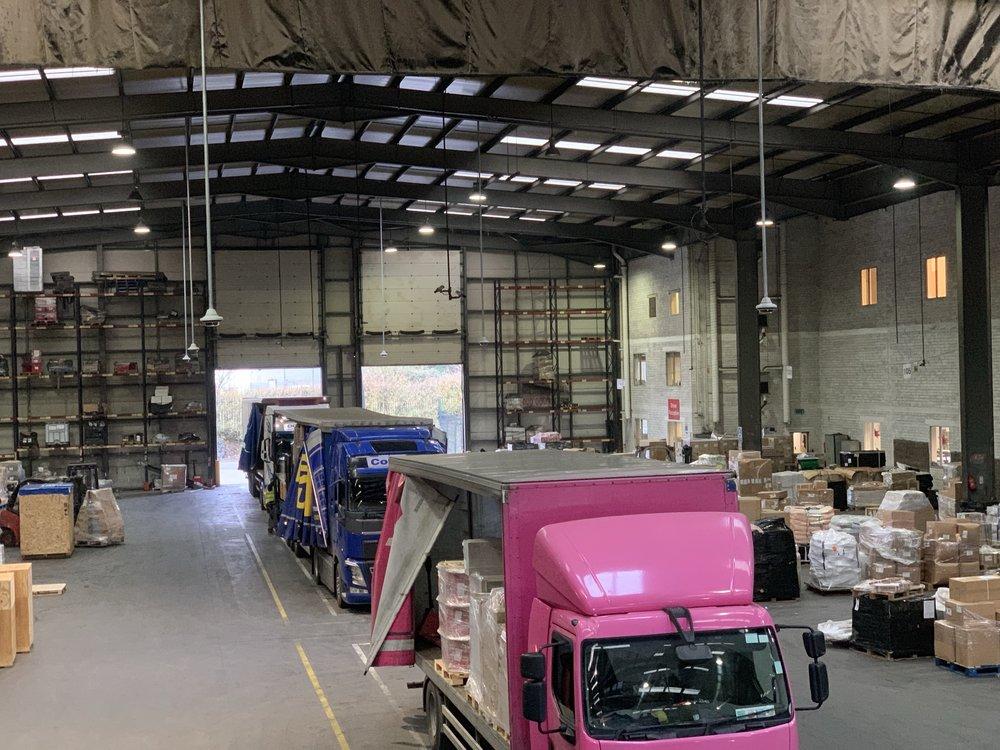 logistics CCTV & usee.ie