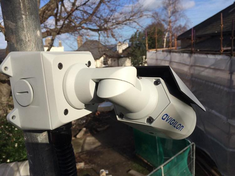 Avigilon H4A installed by Usee.ie CCTV