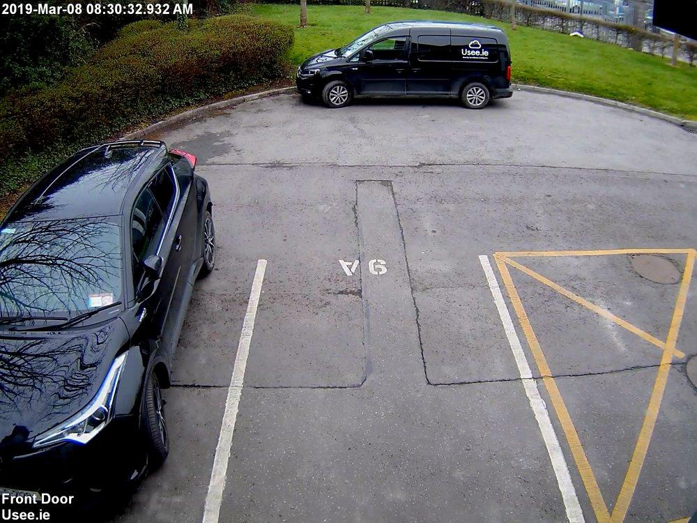 3 megapixel H4SL camera viewed at UsweeHQ