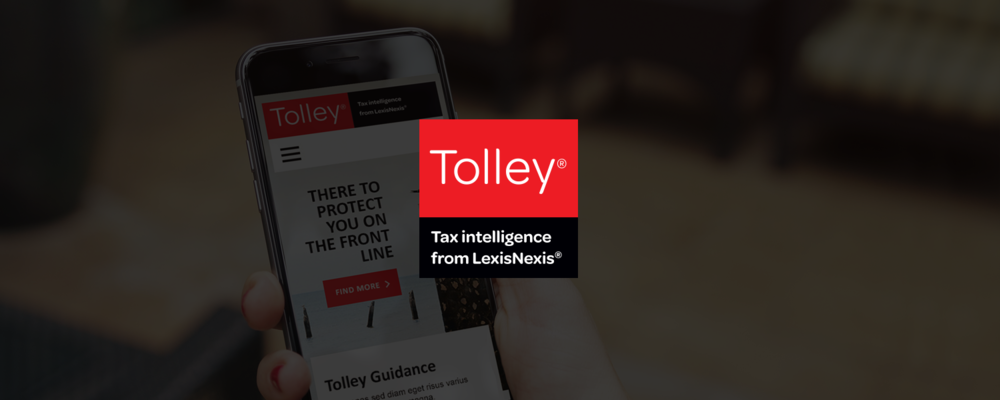 LexisNexis Tolley corporate website